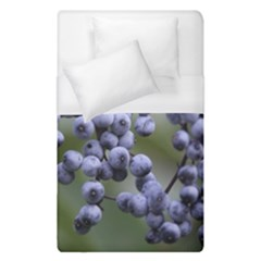 Blueberries 2 Duvet Cover (single Size) by trendistuff