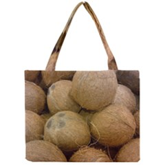 Coconuts 2 Mini Tote Bag by trendistuff