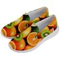 MIXED FRUIT 1 Women s Lightweight Slip Ons View2