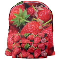 Strawberries 1 Giant Full Print Backpack