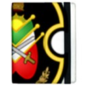 Shield of the Imperial Iranian Ground Force Apple iPad Mini Flip Case View2