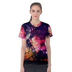 Letter From Outer Space Women s Cotton Tee