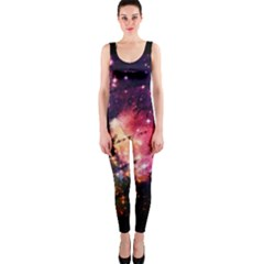 Letter From Outer Space One Piece Catsuit by augustinet