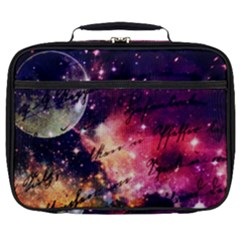 Letter From Outer Space Full Print Lunch Bag