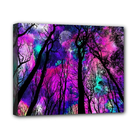 Magic Forest Canvas 10  X 8  by augustinet