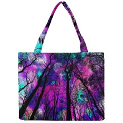 Magic Forest Mini Tote Bag by augustinet
