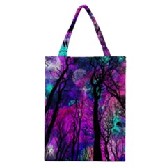 Magic Forest Classic Tote Bag by augustinet