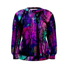 Magic Forest Women s Sweatshirt