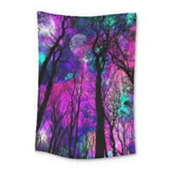 Magic Forest Small Tapestry