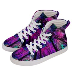 Magic Forest Men s Hi Top Skate Sneakers by augustinet