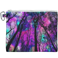 Magic Forest Canvas Cosmetic Bag (xxxl) by augustinet