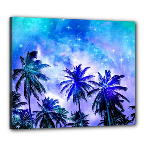 Summer Night Dream Canvas 24  X 20  by augustinet