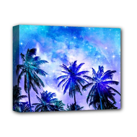 Summer Night Dream Deluxe Canvas 14  X 11  by augustinet