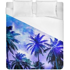Summer Night Dream Duvet Cover (california King Size) by augustinet