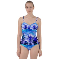 Summer Night Dream Sweetheart Tankini Set by augustinet