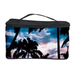 Palm Trees Summer Dream Cosmetic Storage Case by augustinet