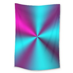 Silk Illusions Large Tapestry by augustinet