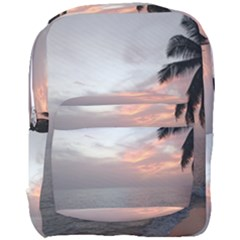 Sunset In Puerto Rico  Full Print Backpack by StarvingArtisan