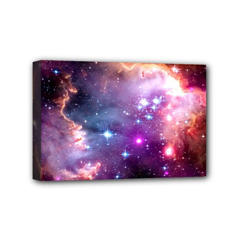 Deep Space Dream Mini Canvas 6  X 4  by augustinet
