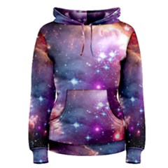 Deep Space Dream Women s Pullover Hoodie by augustinet