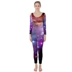 Deep Space Dream Long Sleeve Catsuit by augustinet