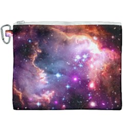 Deep Space Dream Canvas Cosmetic Bag (xxxl) by augustinet