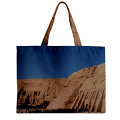 Abu Simble  Zipper Mini Tote Bag