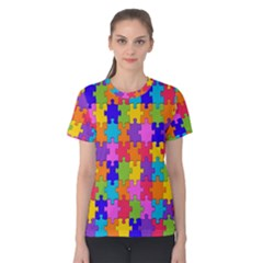 Colorful 10 Women s Cotton Tee