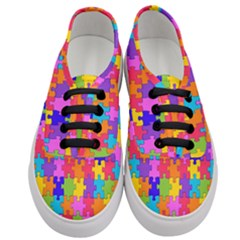 Colorful 10 Women s Classic Low Top Sneakers