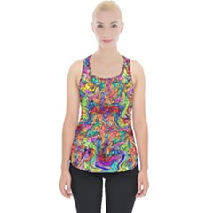 Colorful 12 Piece Up Tank Top by ArtworkByPatrick