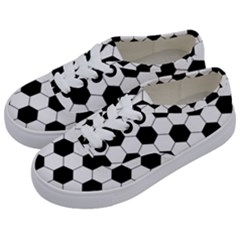 Football Kids  Classic Low Top Sneakers by Valentinaart