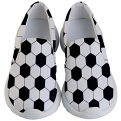 Football Kid s Lightweight Slip Ons by Valentinaart