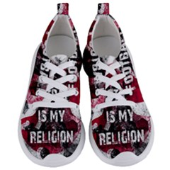 Football Is My Religion Women s Lightweight Sports Shoes