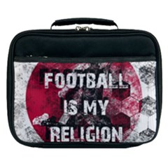 Football Is My Religion Lunch Bag