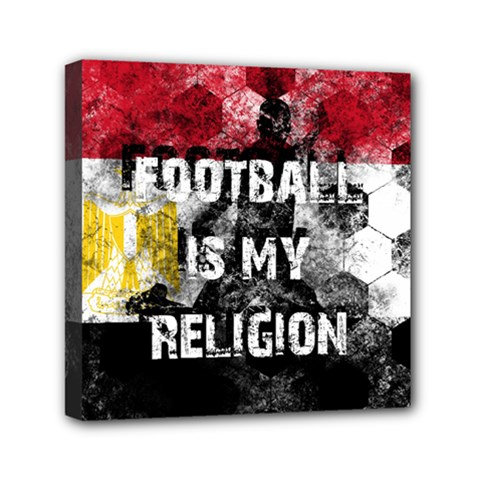 Football Is My Religion Canvas Travel Bag by Valentinaart