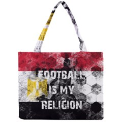 Football Is My Religion Mini Tote Bag by Valentinaart