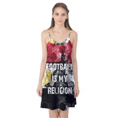 Football Is My Religion Camis Nightgown