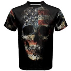 Skull Men s Cotton Tee