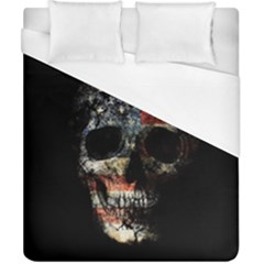 Skull Duvet Cover (california King Size)