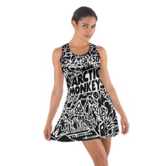 Arctic Monkeys Cool Cotton Racerback Dress by Samandel