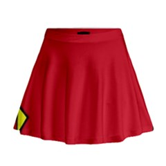 Pokedex Mini Flare Skirt