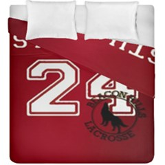Stilinski Teen Wolf Beacon Hills Lacrosse Duvet Cover Double Side (king Size)