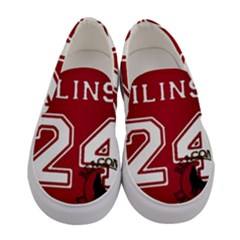 Stilinski Teen Wolf Beacon Hills Lacrosse Women s Canvas Slip Ons