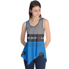 Game Boy Colour Blue Sleeveless Tunic