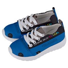 Game Boy Colour Blue Kids  Lightweight Sports Shoes by Samandel