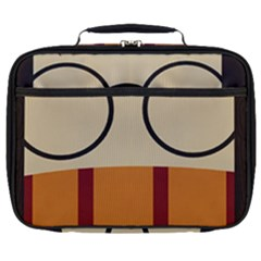 Harry Potter Cartoon Full Print Lunch Bag by Samandel