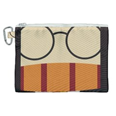 Harry Potter Cartoon Canvas Cosmetic Bag (xl) by Samandel