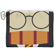 Harry Potter Cartoon Canvas Cosmetic Bag (xxl) by Samandel