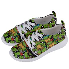 Teenage Mutant Ninja Turtles Hero Women s Lightweight Sports Shoes by Samandel