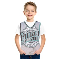 Pierce The Veil San Diego California Kids  Sportswear by Samandel
